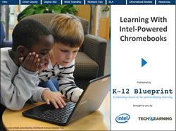 Learning With Intel-Powered Chromebooks