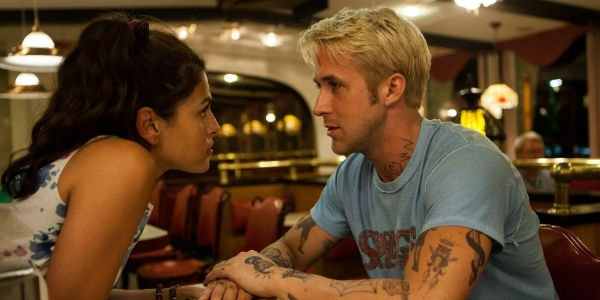 Eva Mendes and Ryan Gosling in The Place Beyond the Pines