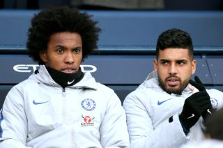 Willian and Emerson