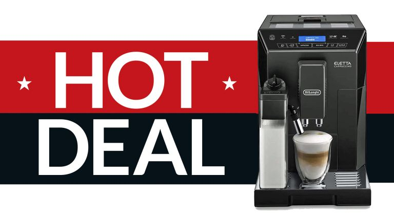 Delonghi Eletta Cappuccino deal in Amazon Spring Sale