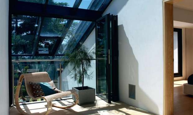 Exterior glass walls and windows | Real Homes