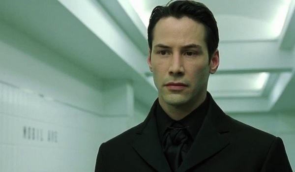 The Matrix Revolutions Neo Limbo