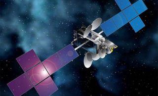 Intelsat-31 satellite