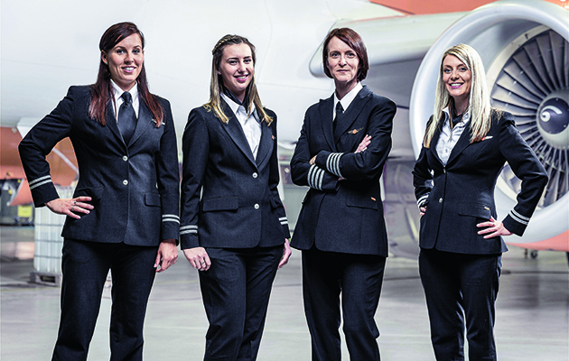 This behind-the-scenes series follows Low-cost airline easyJet who launched its biggest ever pilot-recruitment drive this year, including an effort to sign up more women