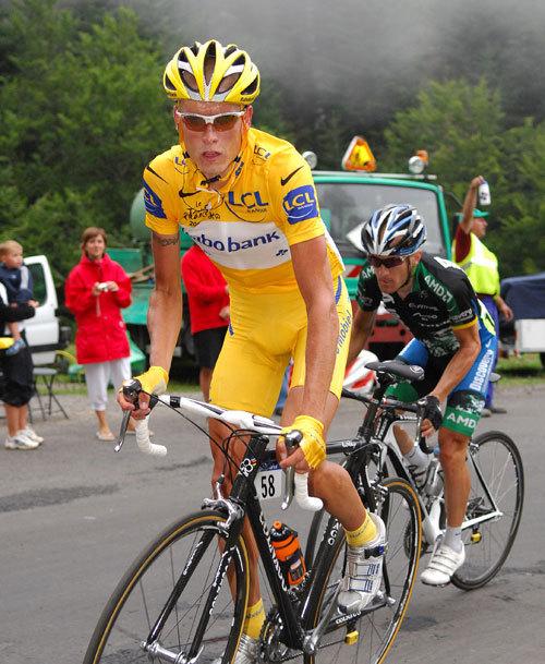 Michael Rasmussen Tour de France 2007 stage 15