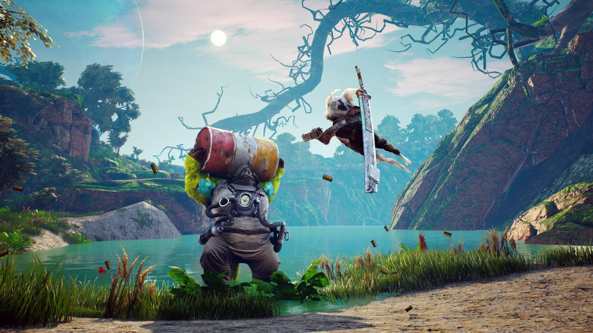 Biomutant release date set for after March 2021 | GamesRadar+
