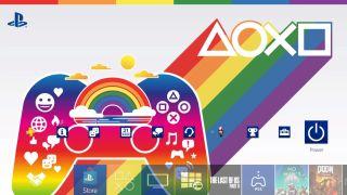 PlayStation Pride 2021 Theme