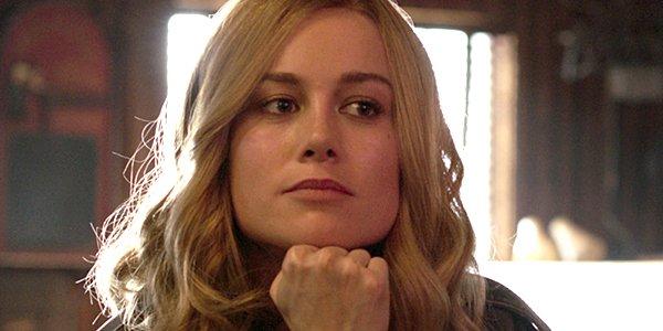 Captain Marvel Brie Larson Carol Danvers Marvel Studios MCU
