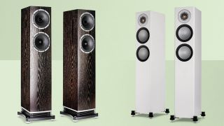 Fyne Audio F5012 vs Monitor Audio Silver 200