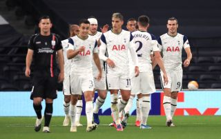 Tottenham Hotspur v LASK – UEFA Europa League – Group J – Tottenham Hotspur Stadium