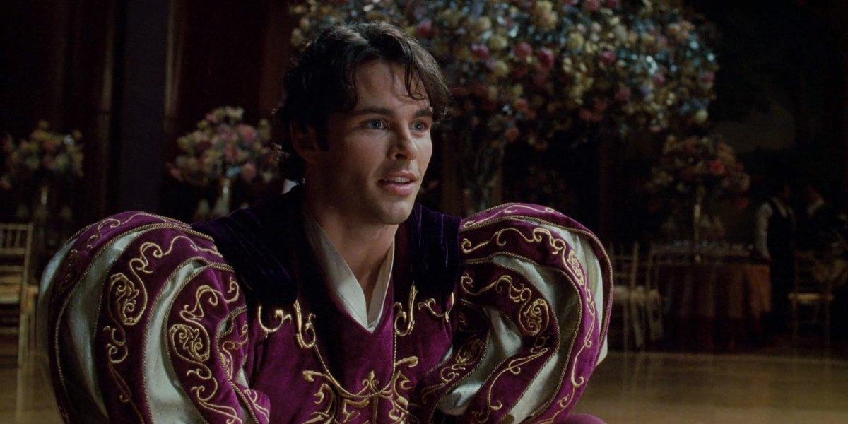 James Marsden in Enchanted