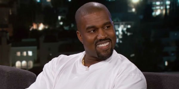 Kanye West - Jimmy Kimmel Live!