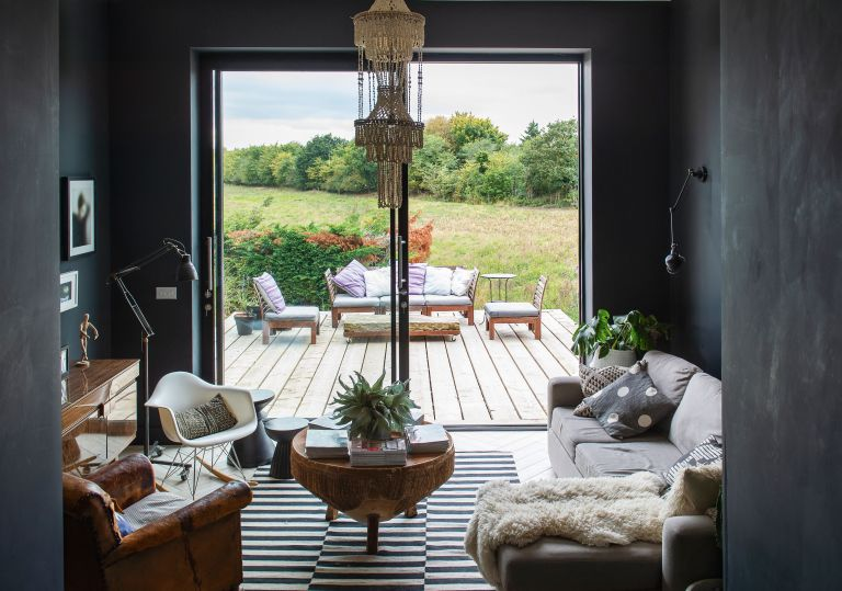 Interior designer Jojo Humes renovated and modernised 1970s bungalow