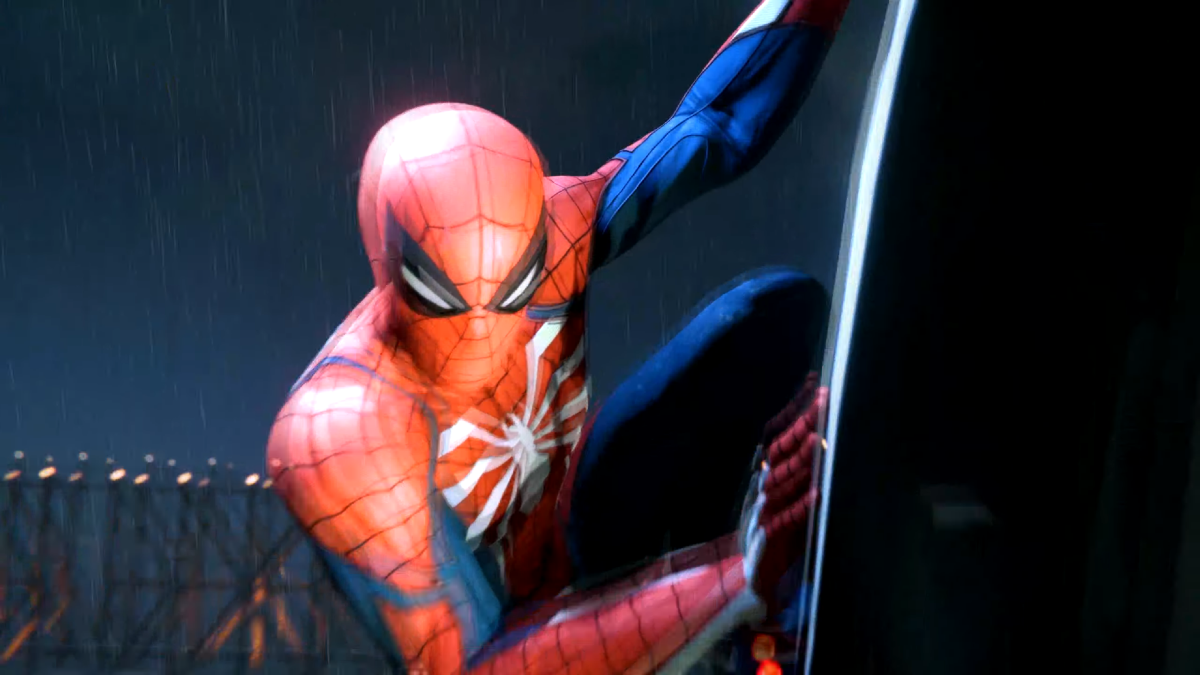 Spider-Man on PS4 is the game fans of the hero have waited their entire life for