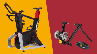 Turbo trainer vs smart bike