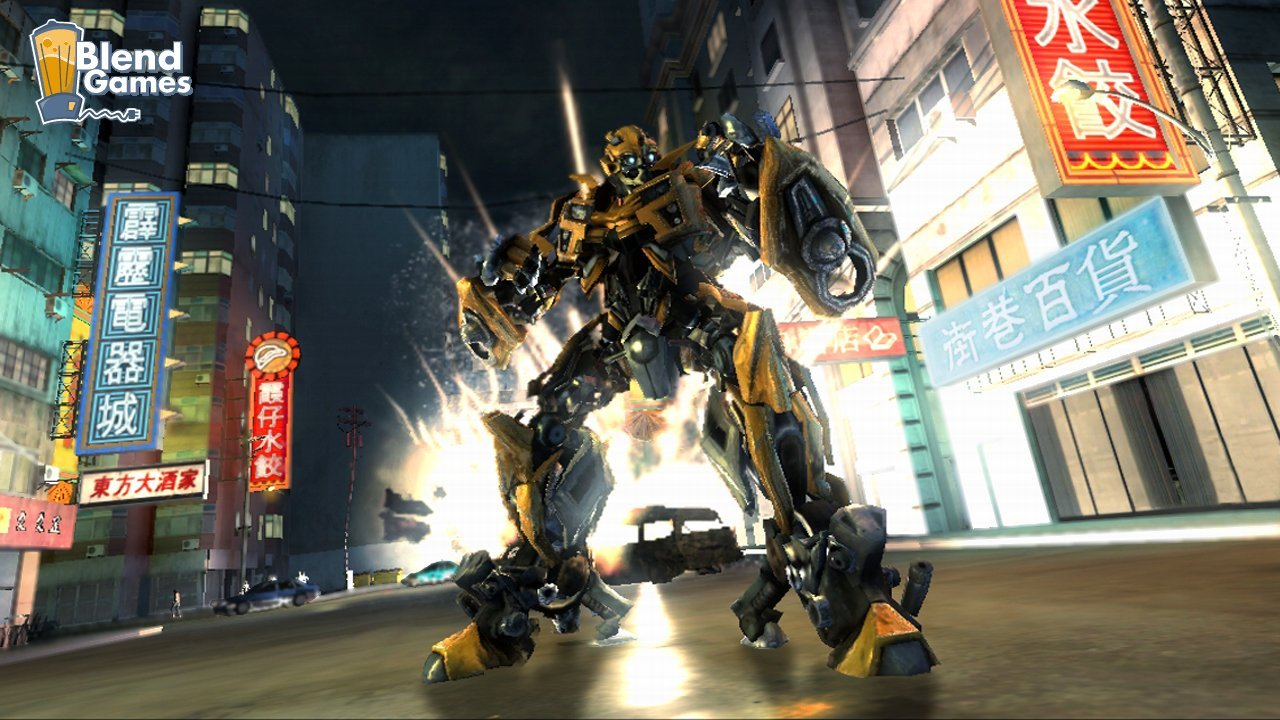 Transformers: Revenge Of The Fallen Awesome New Screenshots #5631