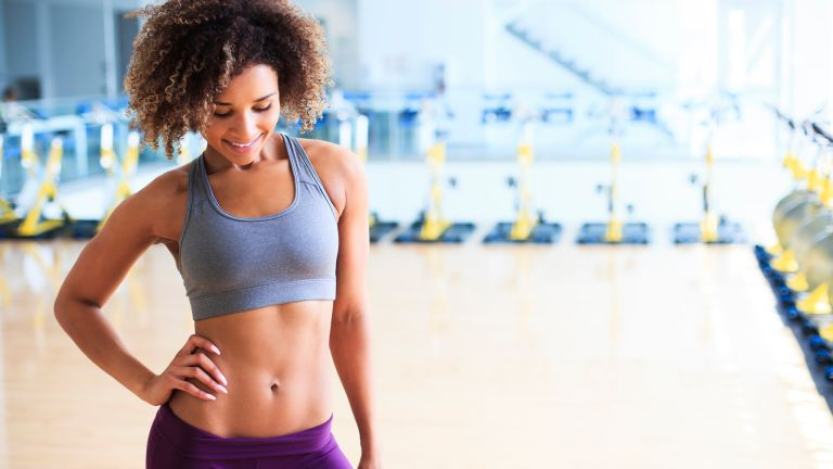 How to lose weight on your stomach