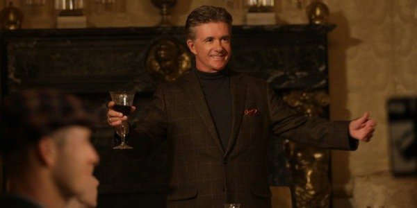 Alan Thicke on Scream Queens