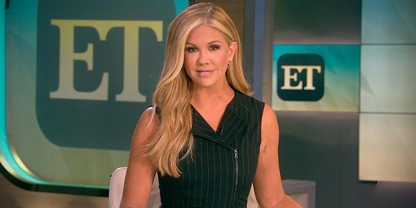 Entertainment Tonight Nancy O'Dell anchor co-host