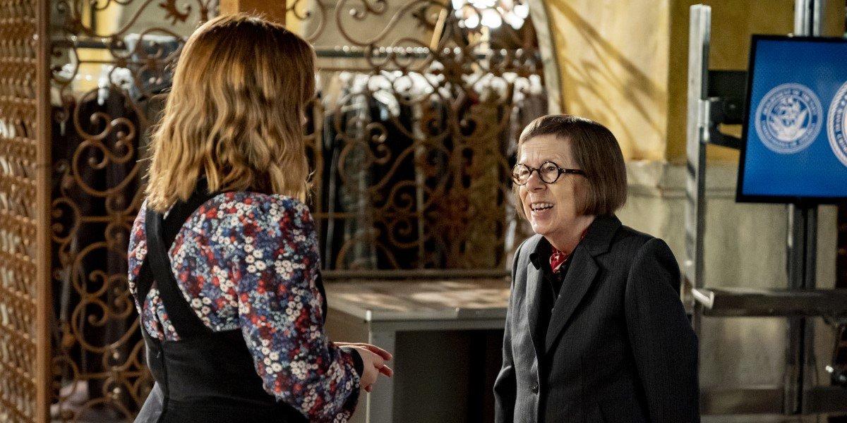 linda hunt's hetty talking to nell on ncis: los angeles season 12 finale