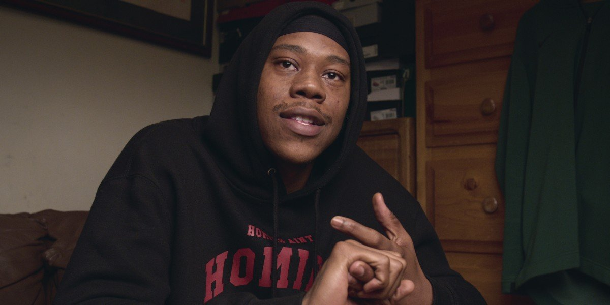 Joe Hampton Last Chance U: Basketball Netflix