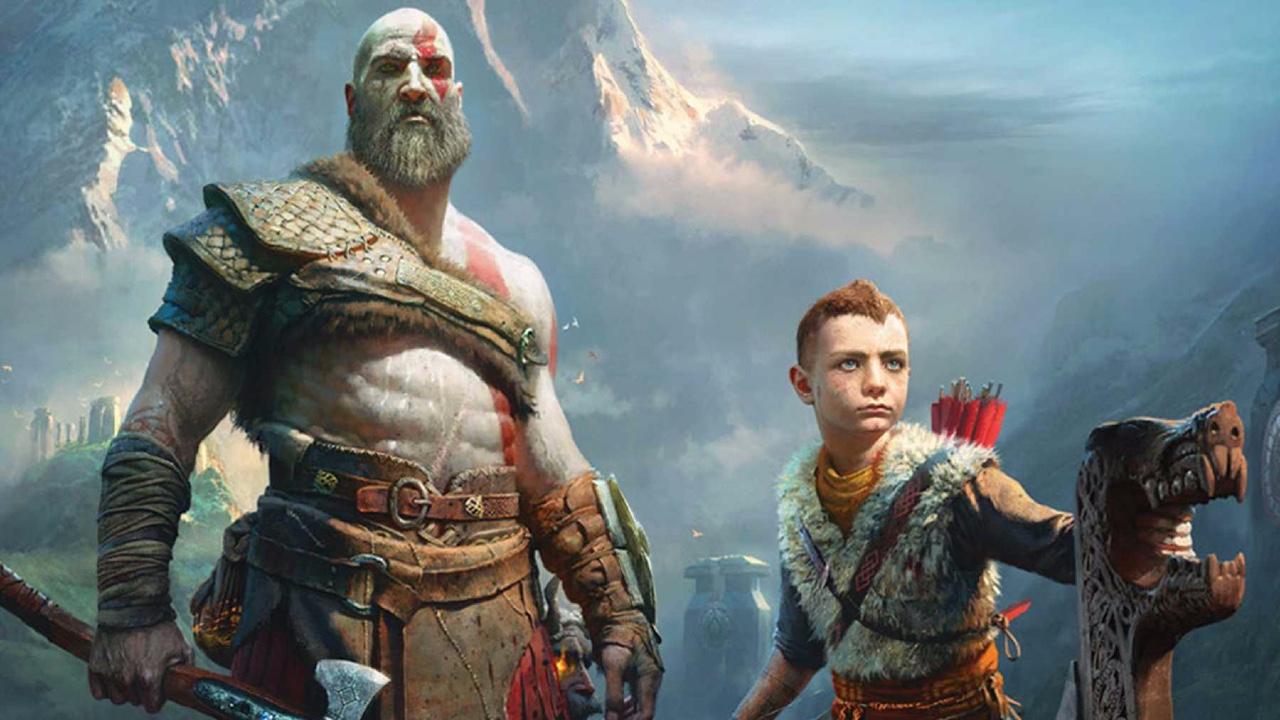 God Of War 2 Everything We Know So Far About Ragnarok On Ps5 Gamesradar