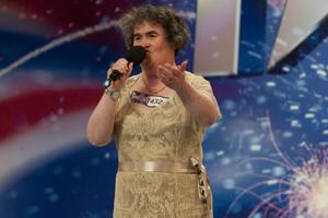 Susan Boyle was 'incredible', says Paul Potts