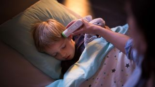 Need a forehead thermometer? Get $30 off the fever tracking Withings Thermo
