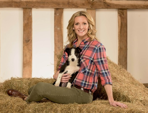 Gabby Logan hosts Flockstars