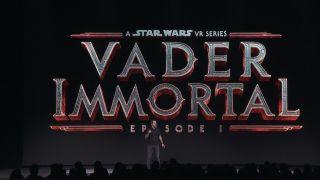 Star Wars VR.