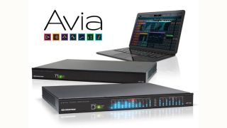 Crestron Shipping Full Line of Avia DSPs