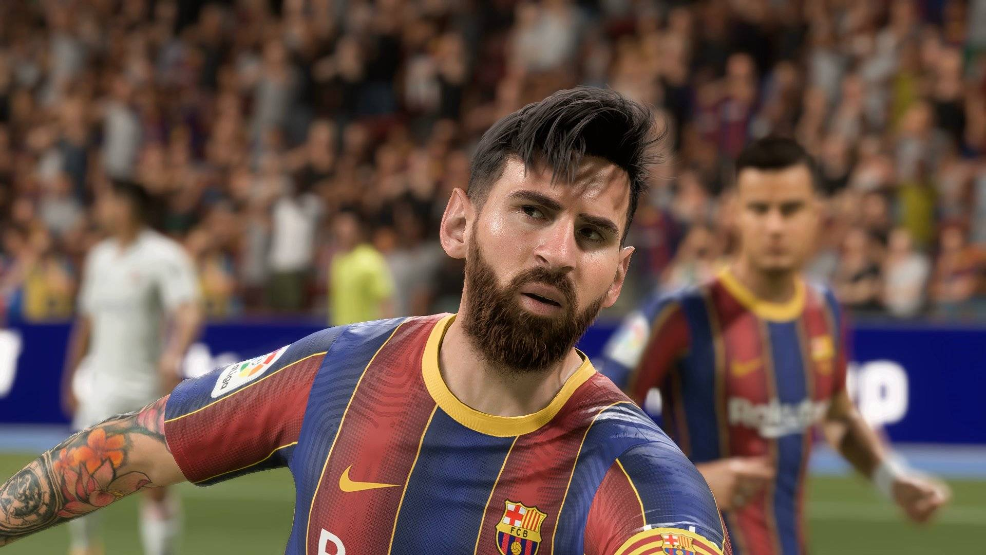 FIFA 21 PS5 and Xbox Series X upgrade