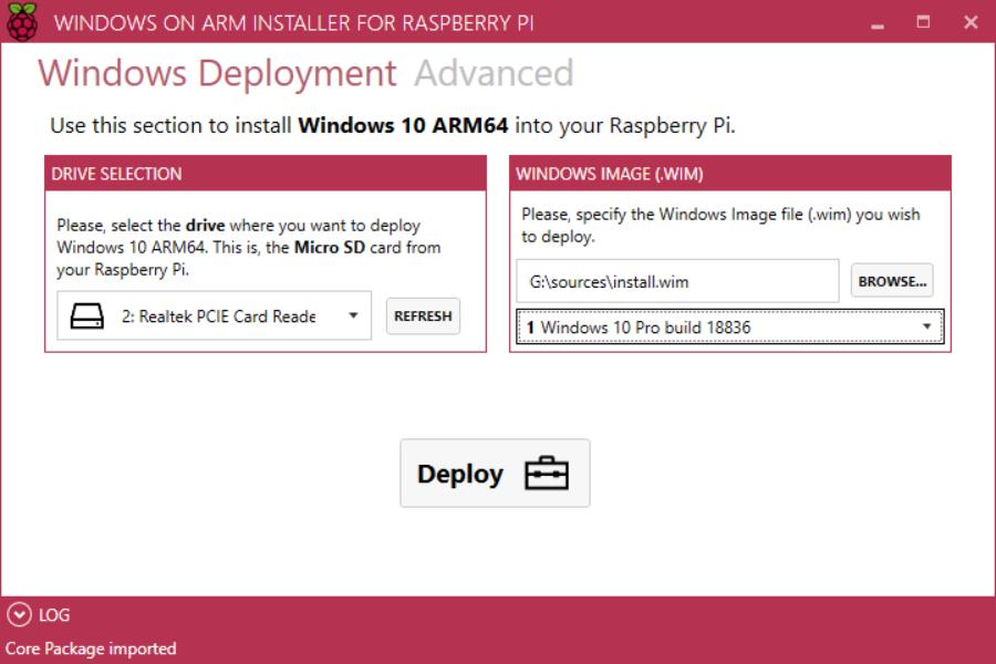 How to Install Full Windows 10 on a Raspberry Pi | Tom's