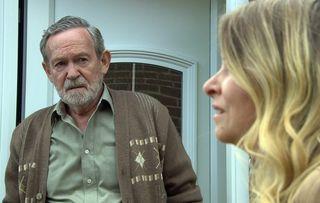 Emmerdale spoilers! Charity Dingle tracks down her dad Obadiah