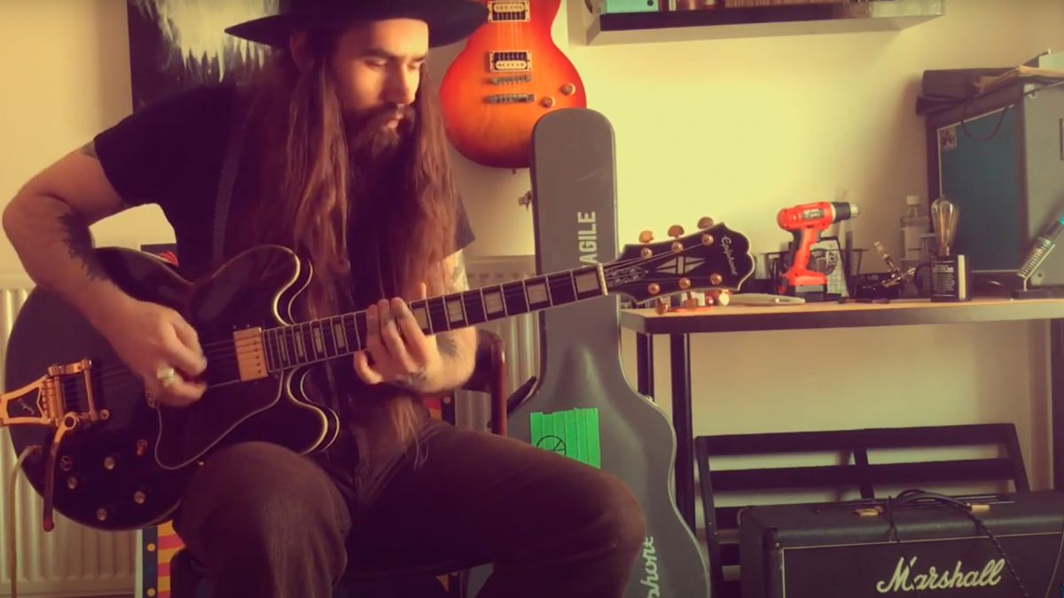 Sick Riffs: Arran Day teaches you the classic-rock lead lines of These Wicked Rivers' Floyd