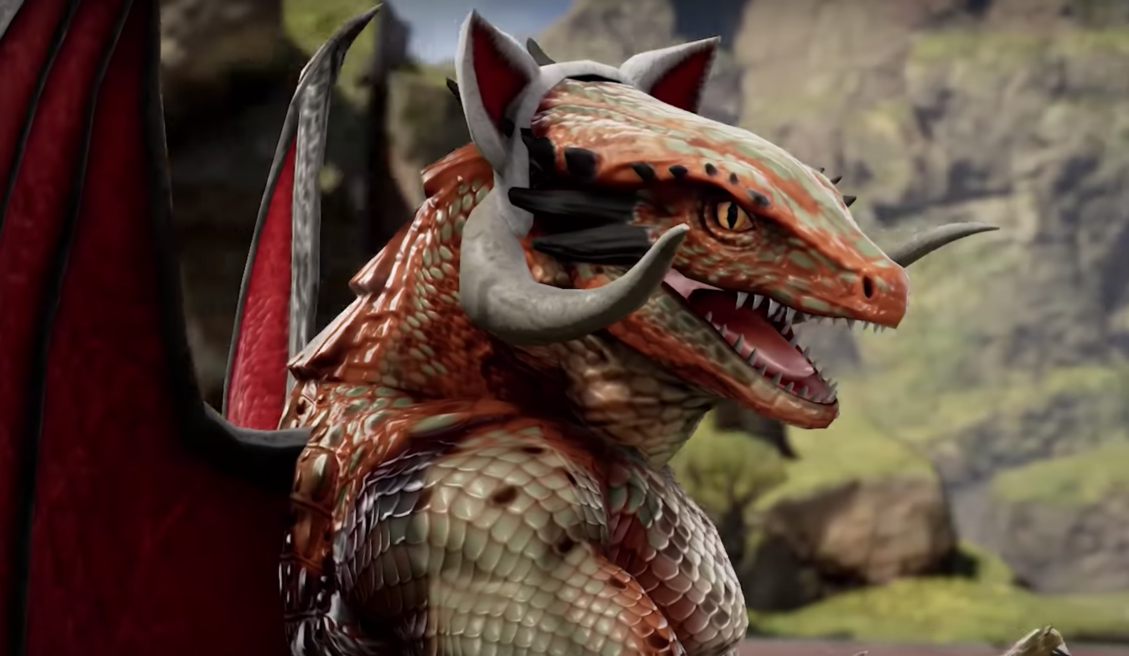 The Soulcalibur 6 community designed its own character and