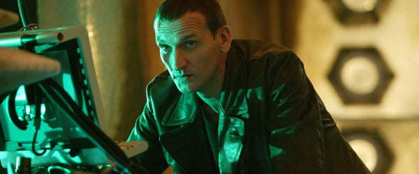 Christopher Eccleston Doctor Who Ninth Doctor