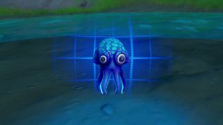 what does the cuttlefish do in Fortnite