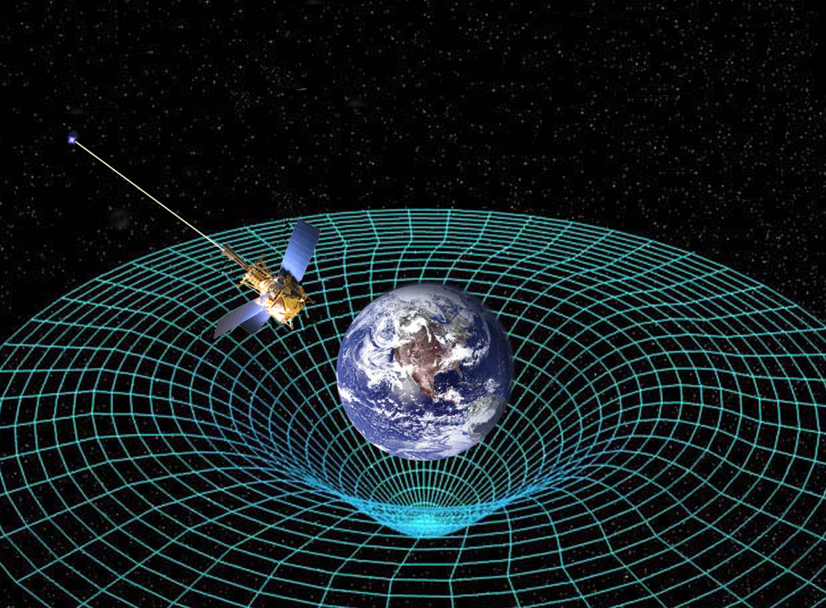 Einstein's Theory of General Relativity: A Simplified Explanation | Space