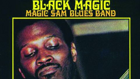 Magic Sam Blues Band: Black Magic album artwork