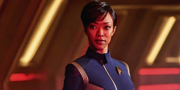 Michael Burnham Sonequa Martin-Green Star Trek: Discovery