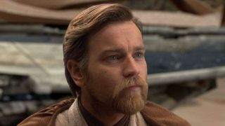 An image of Obi-Wan in Star Wars: Revenge of the Sith
