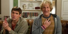 Jim Carrey And Jeff Daniels Are Working On Another Project Together