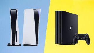 How to play PS4 games on PS5