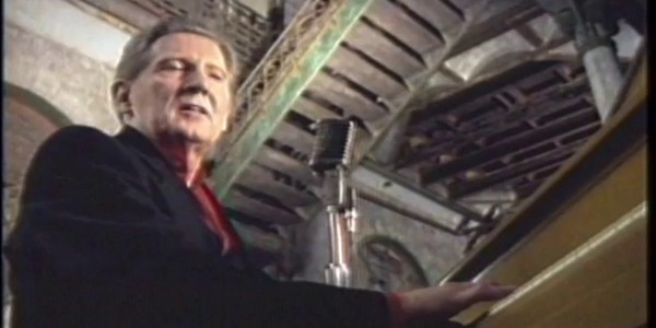 "Jerry Lee Lewis - ""Goosebumps"" Music Video"