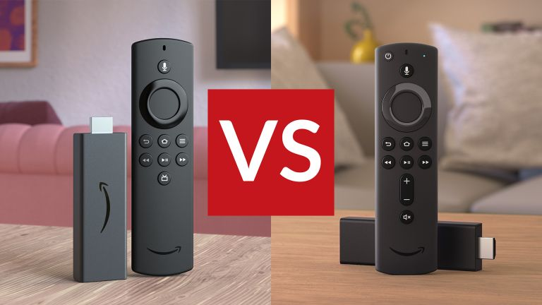 Amazon Fire TV Stick Lite vs Amazon Fire TV Stick