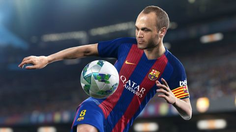 PES 2018 review | GamesRadar+
