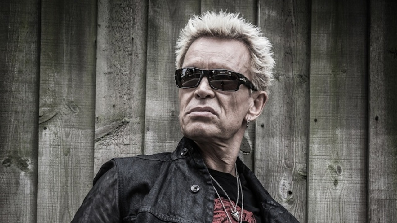 King Rocker The Confessions Of Billy Idol Louder