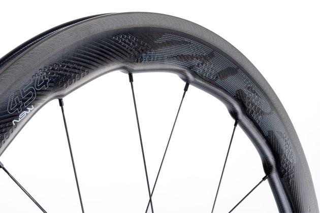 With a design based on whales, Zipp says its new wheels are its fastest ever
