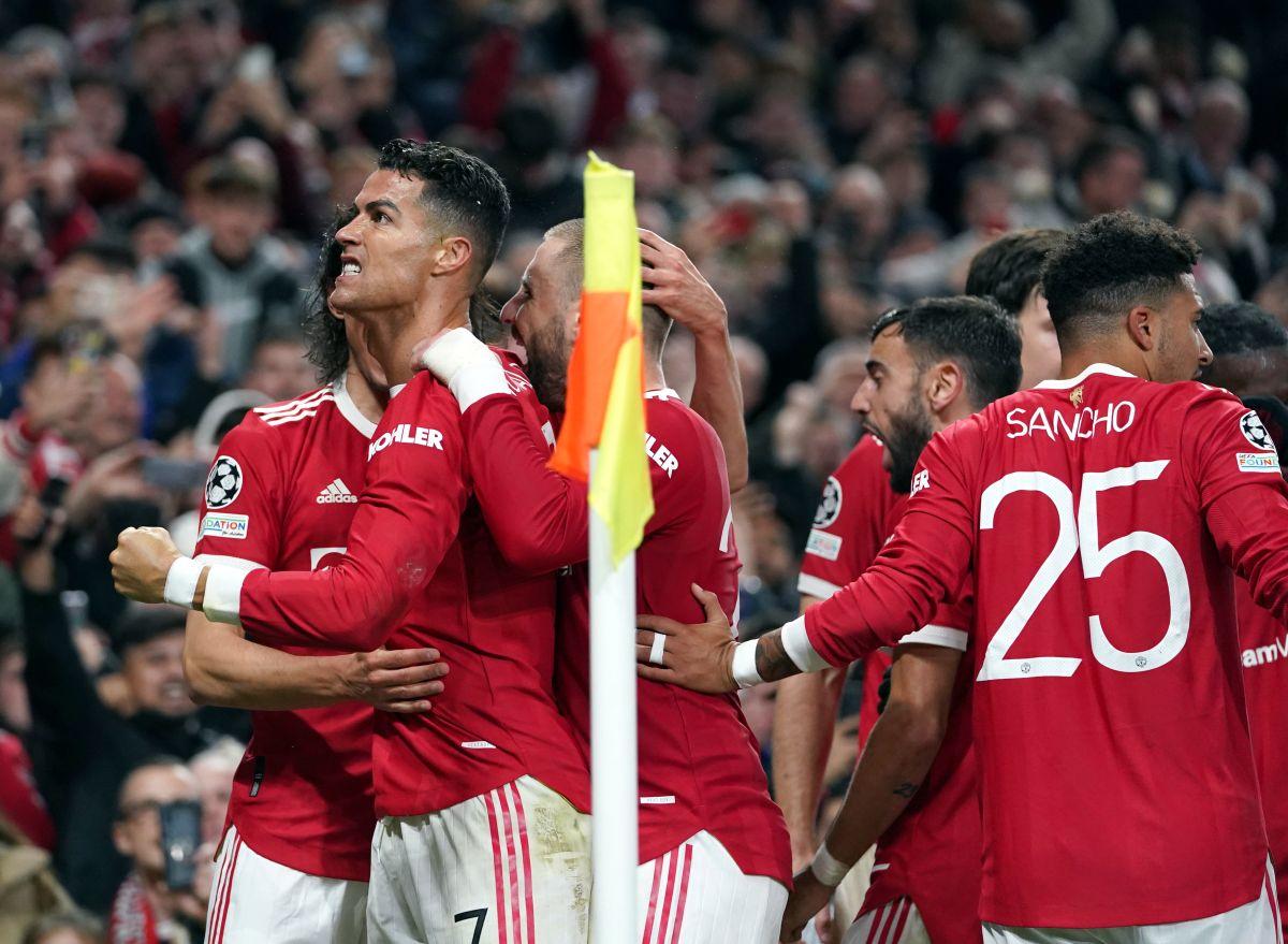 Late Cristiano Ronaldo header completes stunning Manchester United comeback
